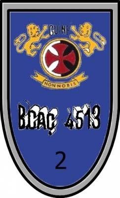 2ª Companhia de Caçadores do Batalhão de Caçadores 4513 Guiné