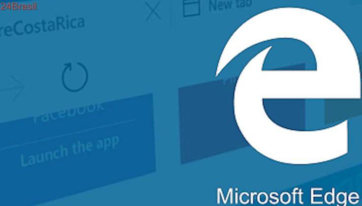 Edge tem poucas extensões porque Microsoft quer seguir padrão de qualidade