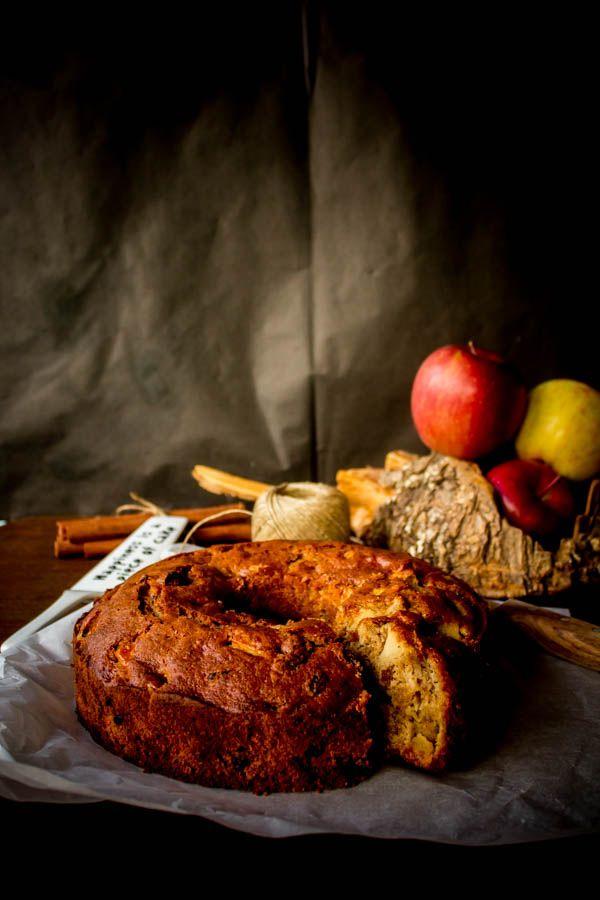 Κέικ με μήλα και σταφίδες - Myblissfood.grMyblissfood.gr