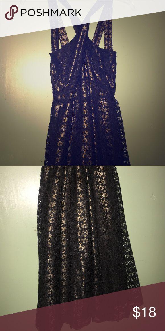 Fit and flare dress Beautiful dress bought from Victoria secret website moda international brand size 4 Dresses Mini