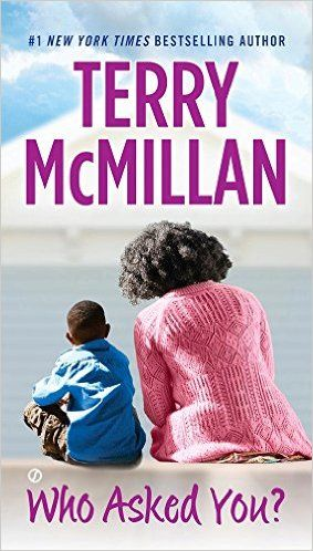 Amazon.com: Who Asked You? (9780451417039): Terry McMillan: Books