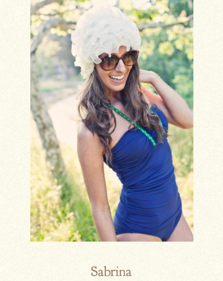 Jessica Rey Swimwear www.reyswimwear.com $49