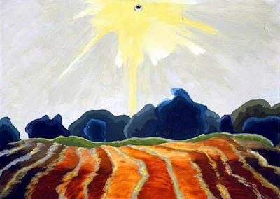 Arthur Dove (1880–1946)  An early American modernist, he is often considered the first American abstract painter