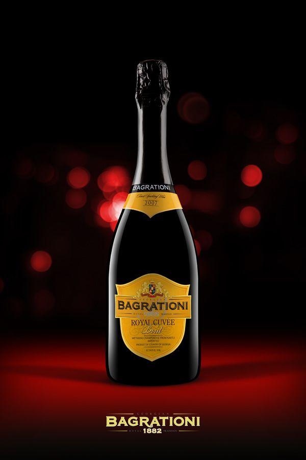 Bagrationi - Product Photography