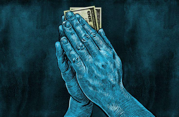 A gazdagság titka - Áldd meg a pénzedet