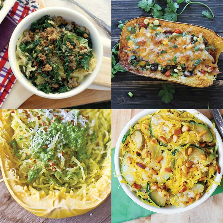 20 Spaghetti Squash Recipes to Die For!  --  Dr Axe