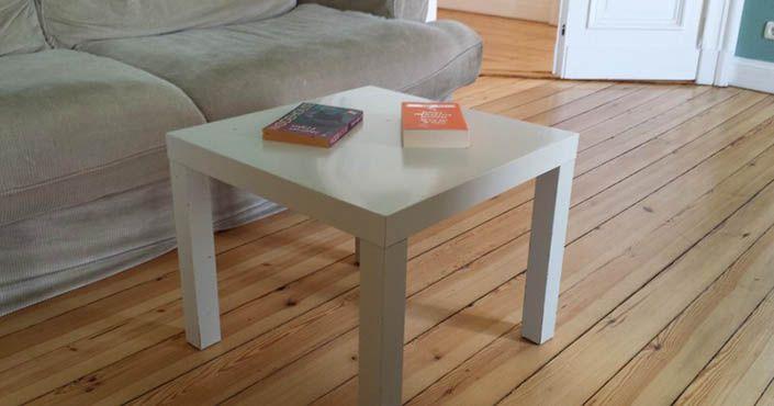 Pozrite, na čo všetko sa dá premeniť IKEA stolík LACK, ktorý má doma takmer každý z nás! Kreatívne nápady, návody, inšpirácie, lifehacks