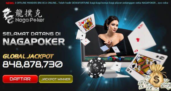 Pin Di Poker Online