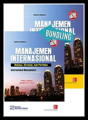 Manajemen Internasional (Budaya, Strategi, dan Perilaku) 1 dan 2 , (ed.8)