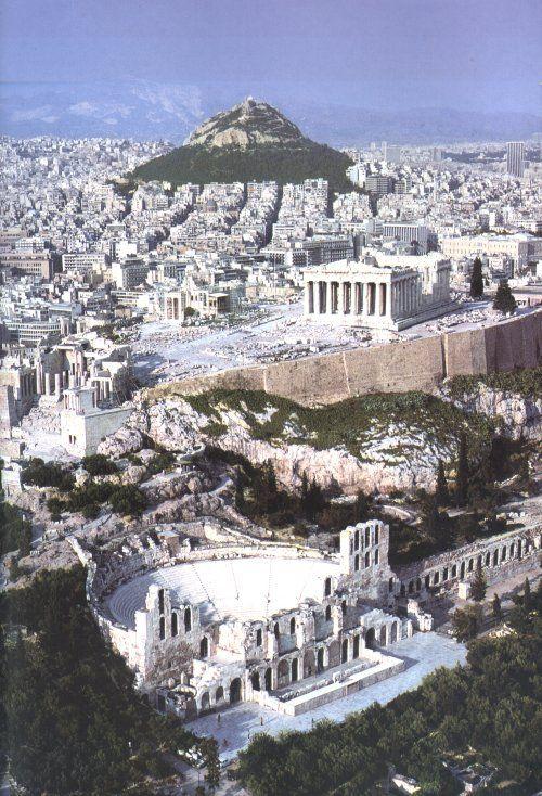 ~Athens, Ancient Greece~
