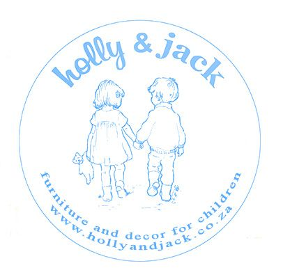 The business is named after my twins , Holly & Jack. Logo comes from actual photo of them ....