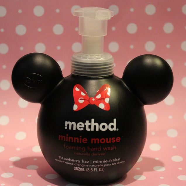 Method Hand Soap Yes Please!! Minnie Mouse soap!!