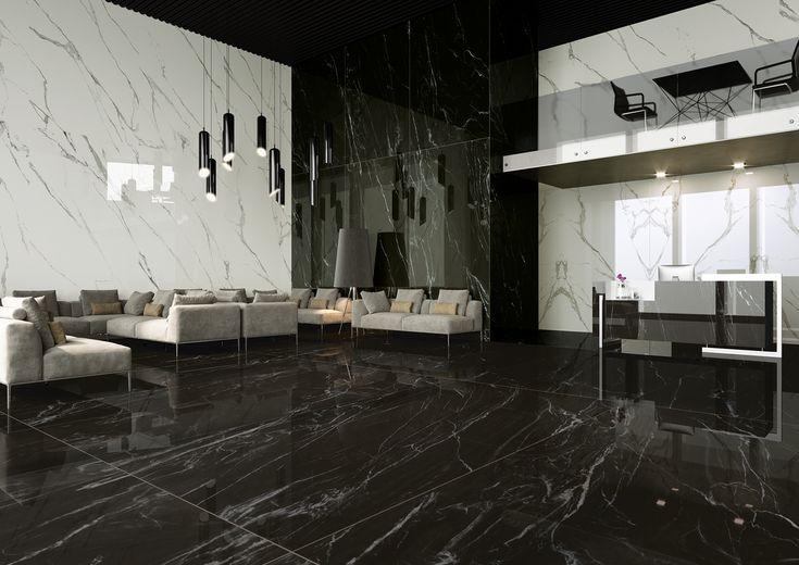 Ava Ceramica: Marmi Nero Belvedere