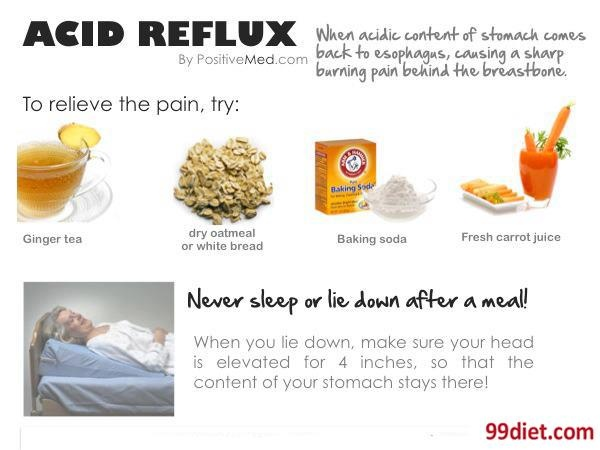 Best First Foods For Baby With Reflux