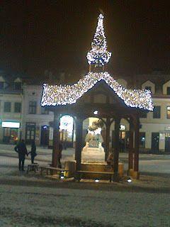 Kinga about moments in life: Świąteczne iluminacje Rynku w Rzeszowie