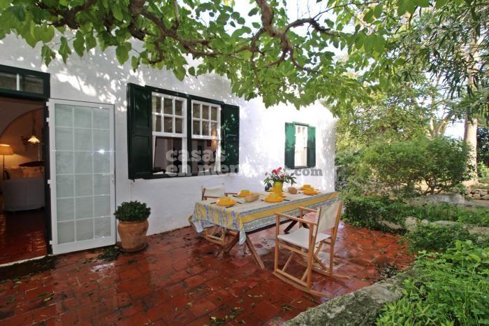 Casa De Campo En Menorca Decoracion De Exteriores Casas De Campo Casas De Estilo Rustico