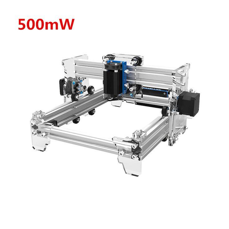 EleksMaker® EleksLaser-A5 Pro 500mW Laser Engraving Machine CNC Laser Printer