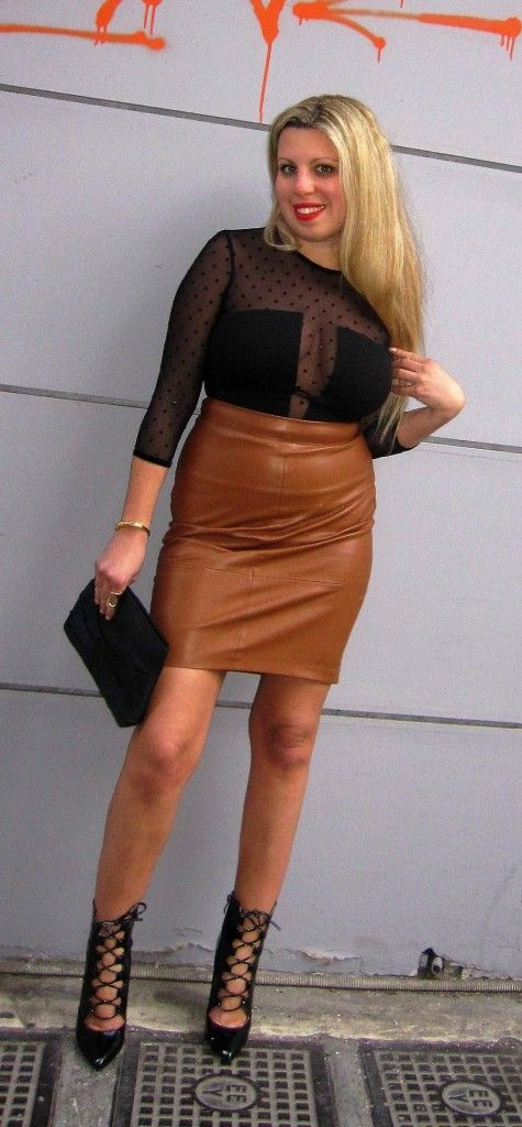 leather pencil skirt (7)