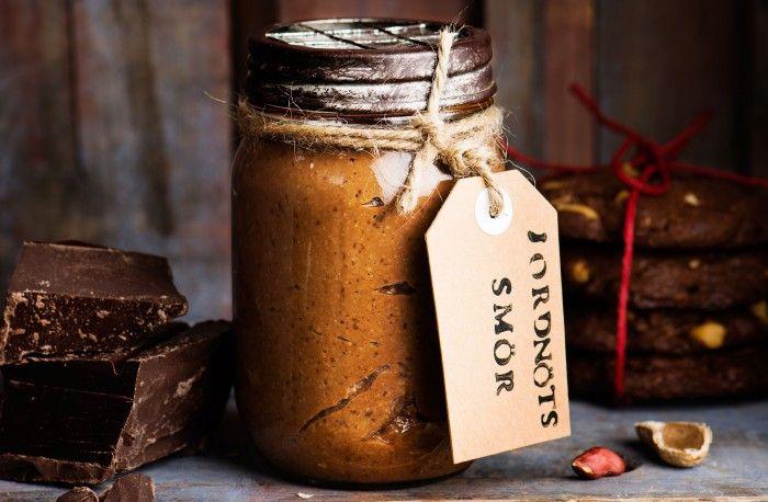 Choklad- och jordnötssmör – recept på världens godaste smör med en twist