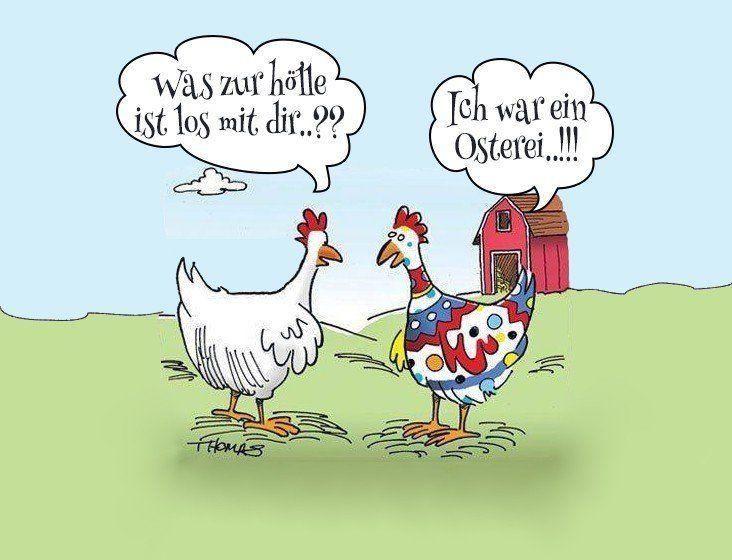 Frohe Ostern Lustige Ostergrüße 2021