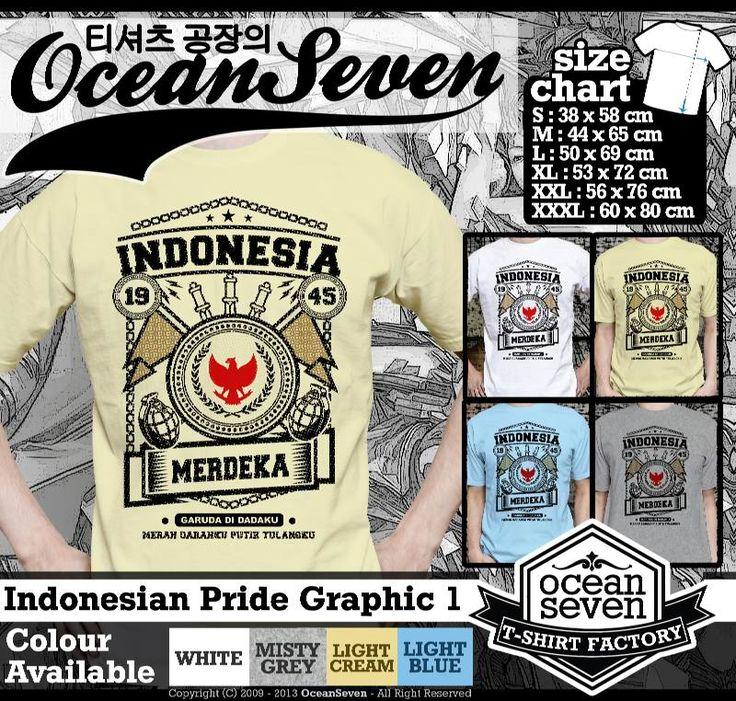 Kaos Garuda Indonesia 1