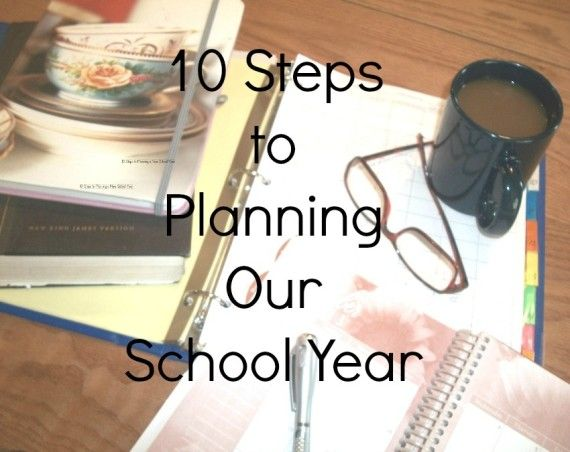 Home Education Planning