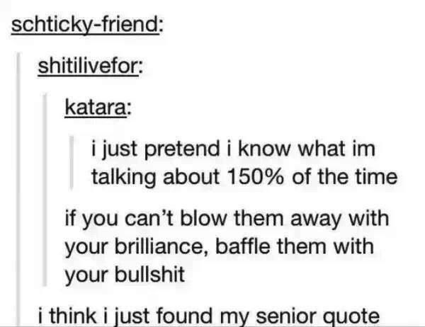 quote of my life (until i hit college)