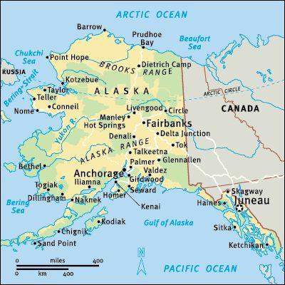 alaska vacations and alaska destination information by travel