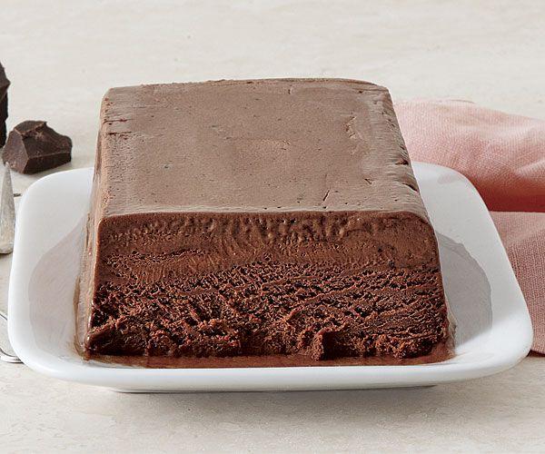 Chocolate-Hazelnut Semifreddo Would add Fra Angelico to bump up the hazelnut flavor next time I make it