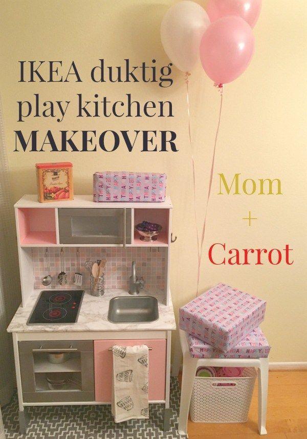 Ikea Duktig Kok Makeover :  Ikea Play Kitchen auf Pinterest  KochenRenovierungen, Ikea und
