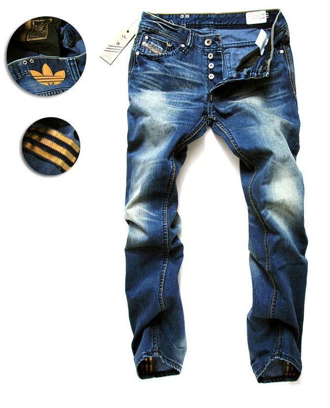 Adidas JEANS | Home :: Diesel Adidas Jeans :: Diesel Adidas Golden Lap Original Jeans