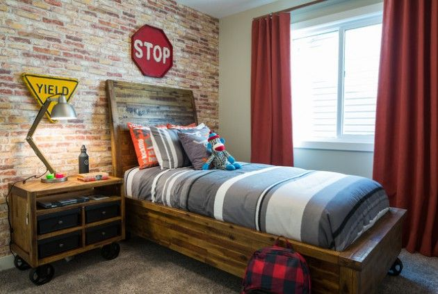 15 Extraordinary Industrial Kids Room Designs To Accommodate Your Kids