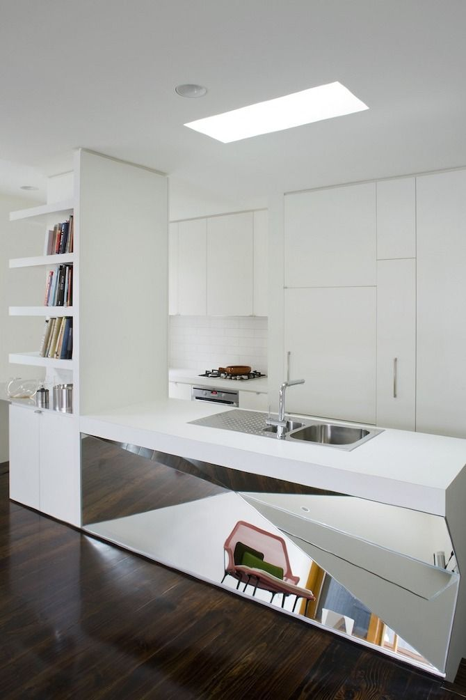 U201cSeamless Design Elevates The Kitchen Of This House By FMD Architects/ Read  More On