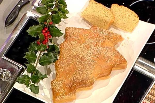 La ricetta del pan brioche di Natale di Anna Moroni