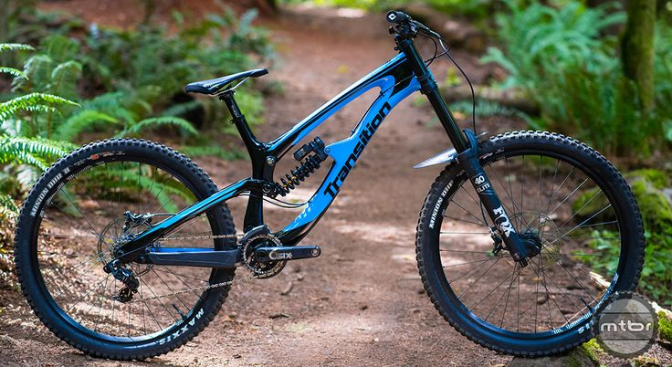 Transition TR11 DH bike first look - Mountain Bikes For Sale