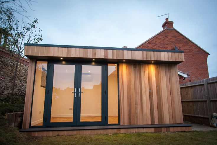 Garden Buildings - Contemporary and Luxury Garden Buildings | Garden Spaces
