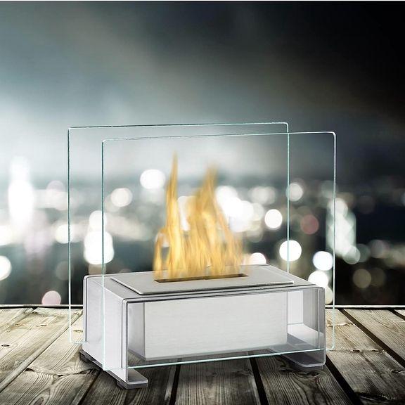 17 meilleures id es propos de foyer ethanol sur for Cheminee de table a l ethanol