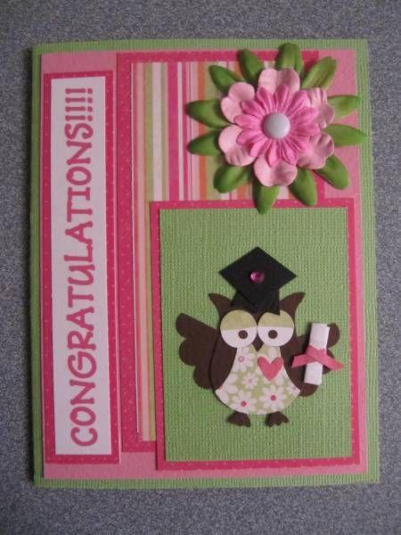 Kindergarten Graduation by seeker329 - Cards and Paper Crafts at Splitcoaststampers