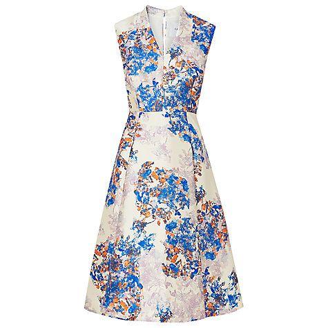Vintage Bride ~ Mother of the Bride ~ L.K. Bennett Kenton Emilia Print Dress ~ [vintagebridemag.com.au] ~ #vintagebride #vintagewedding #vintagebridemagazine #motherofthebride #motherofthegroom