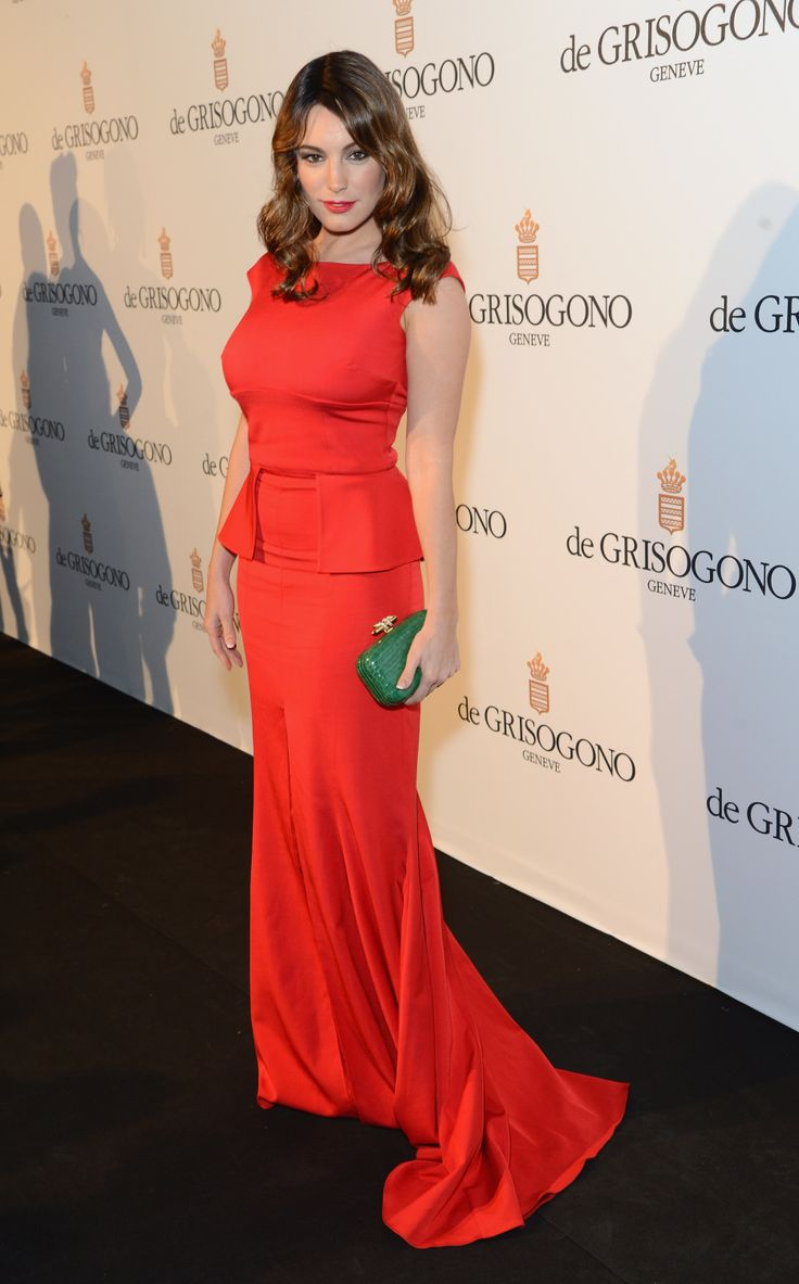 Kelly Brook at the De Grisogono party (2012)