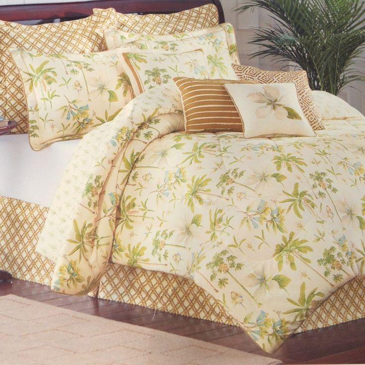 tropical bedding sets king