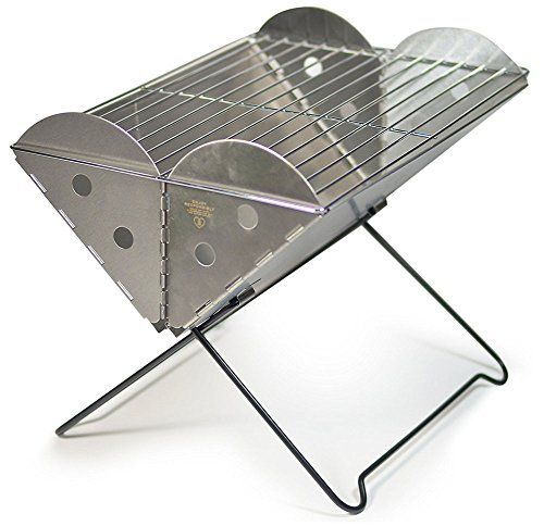 UCO Flatpack Portable Grill and Firepit >>> Read more reviews of the product by visiting the link on the image.