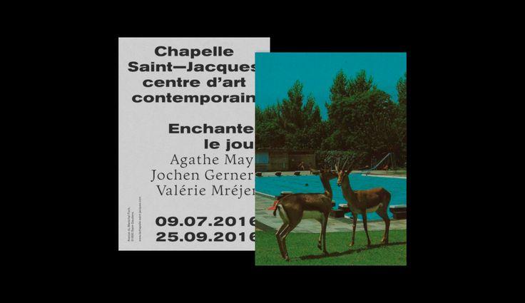 Consultez ce projet @Behance: \u201cChapelle Saint—Jacques\u201d https://www.behance.net/gallery/49401037/Chapelle-SaintJacques