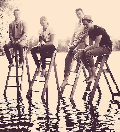 """""""Just remember to smile, smile, smile..that's a good enough start.""""Mcfly Calendar"""