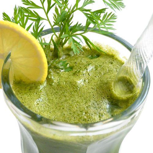 Súper Green Smoothie, la manera perfecta de aumentar el verde en tu dieta