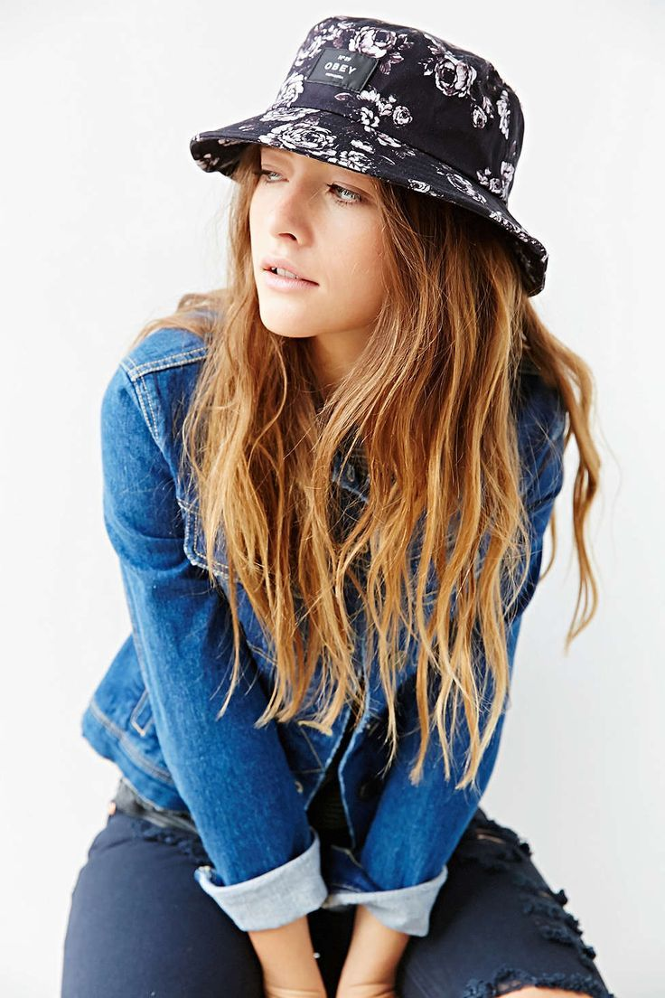 Bucket hatduring this transitional season swap out your