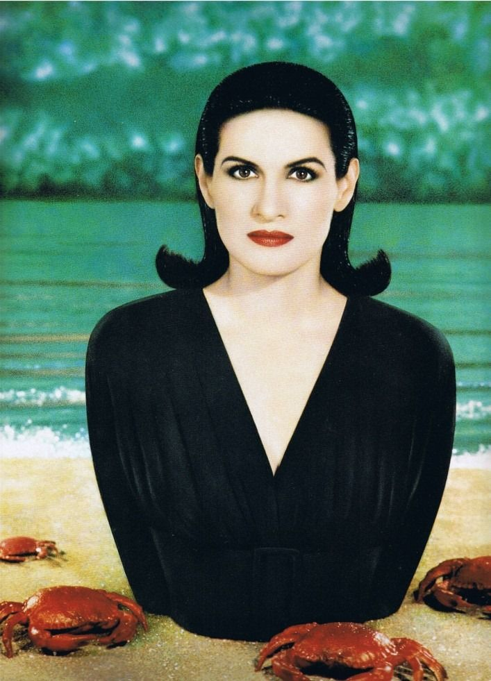 Paloma Picasso by Pierre & Gilles, 1990