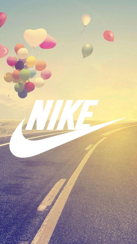 Nike, ballon logo