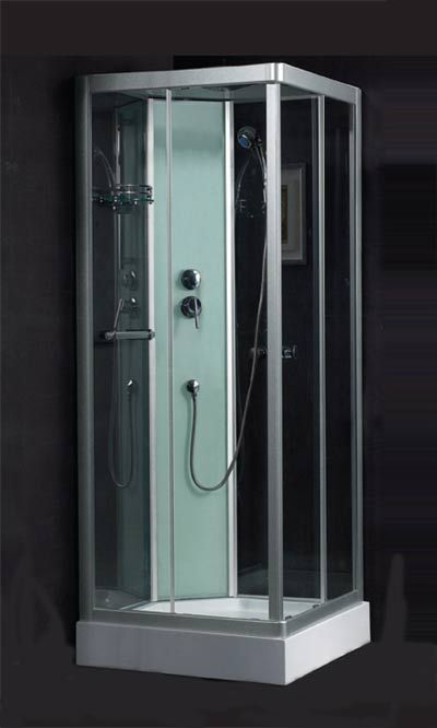 32x32 framed glass shower enclosure with shower enclosure tray glass shower panel and ceiling rain