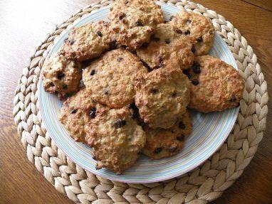 Pohankové cereální sušenky